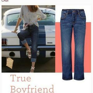 Cabi #5494 True Boyfriend Jean